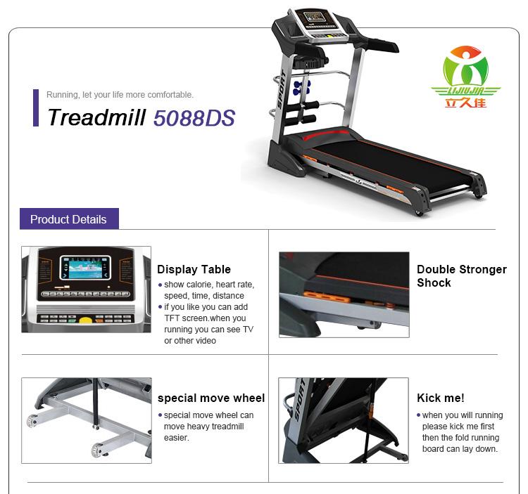 repairs preston treadmill