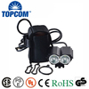 1800 Lumen Head Light Mountain Rechargeable LED Bicycle Light