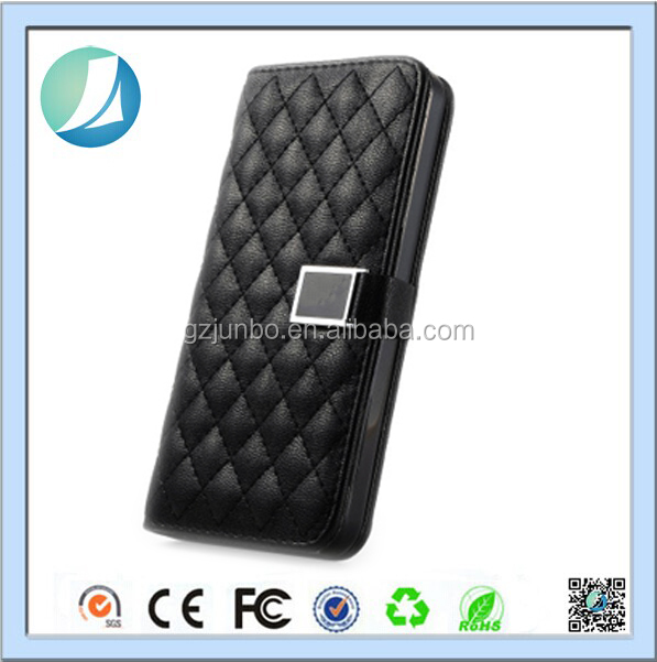 Hotsale Card Holder Flip Alibaba China Leather Case For Iphone 5
