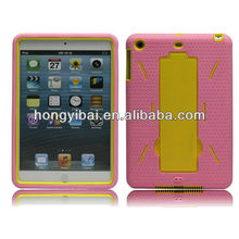 Robot series phone case cover for ipadmini, kickstand case cover for ipadmini