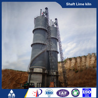 2015 high quality Production Line Vertical Shaft Lime Kiln low price