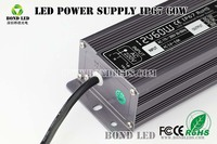 DC12V 1.5A Waterproof LED Power Supply