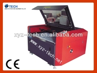 XJ6090 hobby 3d laser wood cutting machine with low price (CE)