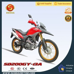 Dirt Bike Cheap For Sale 200CC For Adults Dirt Bike Cheap SD200GY-13A
