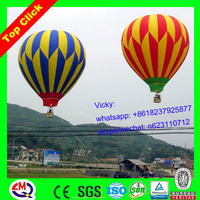 Good price custom-made hot air balloon fabric with perfect service