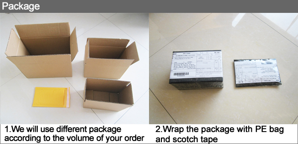 new packages