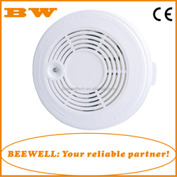 Lowest price wholesales domestic battery fire optical smoke detector and fire retardant tarpaulin
