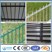 PVC coated Double Wire Fence(factory)