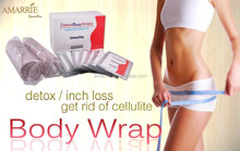 Hot Selling New Products Private Label Herbal Fat Burning Weight Loss and Detox Slimming Blanket Body Wrap
