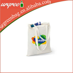 blank tote bags canvas cotton printing bag