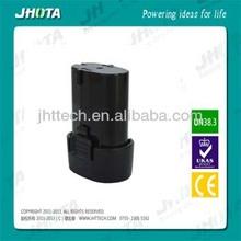 7.4v 1.5ah herramienta eléctrica de la batería para destornillador automático de makita bl7010 de reemplazo