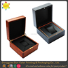 Customize gift wrap box for watch/wooden box watch/watch packaging box