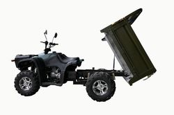 Motorcycle motorcycle / tricycle for cargo