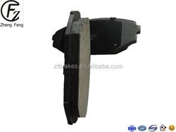 Car Spare Parts Brake Pad D793-7663 for ACURA HONDA Hot sales/high quality train brake pad OEM Semi-metallic Brake Pad