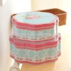 tradição chinesa estilo redonda lata dos doces para o casamento