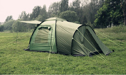 Large Size Waterproof Camping 5 Person Outdoor Family Tent