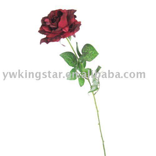 Fiore artificiale, fiore falso, fiore d'imitazione. Fiori secchi