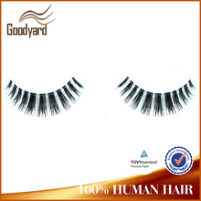 Buy wholesale direct from china Best Quality Popular Hand-tied Natural Eyelash