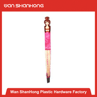 WSH brand New design stainless steel eyebrow tweezers