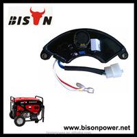 BISON China Tiahzou AC Single Phase CE Standard AVR For Small Generators