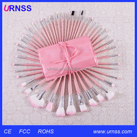 High quality cheap globe hair brush go pro makeup brush China supplier