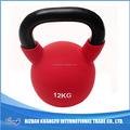 cor neoprene kettlebell exercícios