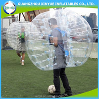 Sports and entertainment adults ball football bubble suit
