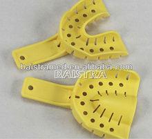 High Quality Plastic Dental Trays/Dental Kit /dental impression tray