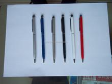 Custom Logo Super Thin Ballpoint Touchscreen Stylus Pens