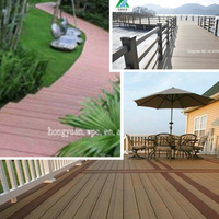 Modern house plans outdoor black wpc wood flooring, suppliers of Floor Board , wpc hollow decking