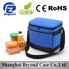 2015 New Design Fashion die cut cooler bag