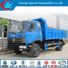 Dongfeng dump truck diesel dump truck 4*2 colorful tippers