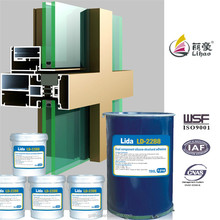 two-component silicone sealant for double glass construction window