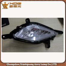 PP+PC Material 12V Picanto 2012 Fog Lamp Car Lights KA OEM NO. L:92201-1Y000 R:92202-1Y000