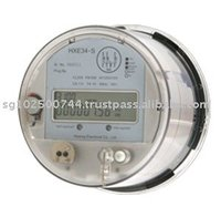 Three Phase ANSI Standard Electronic Revenue Meter