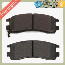 D714 High Performance Auto Disc Brake Pad For GM/Saturn WVA23361/23362/23363