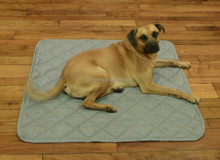 Tufted Cargo liner Crate Dog travel mat