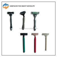 Manufacturer disposable travel one time razor