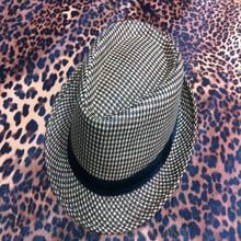 Mens Fedora Trilby Gangster Cap Summer Beach Sun Straw Panama wool felt hat blank wholesale BHAT-2364