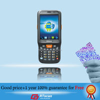 PDA terminal, rugged android terminal, Read barcode, RFID; with Wi-fi, Bluetooth...