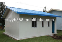 metallic structures for ceilings oil field office