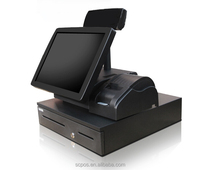 HDD-280M T15 inch cheap Android touch screen ARM pos terminal
