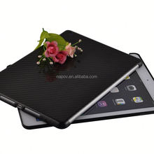 Factory supply true carbon fiber material for apple ipad air 2 cases cover