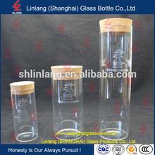 Nuevo estilo de venta al por mayor de vidrio vacía botella
