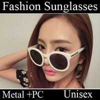 Vintage Round Cursor Arrow Unisex Sunglasses china supplier xp02