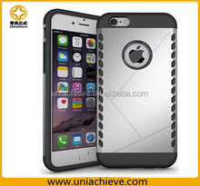 For iPhone 6S Case, ENGIVE Dual Layer PC and Inner TPU Hybrid Shield Shock Absorbing Cover for iPhone 6S