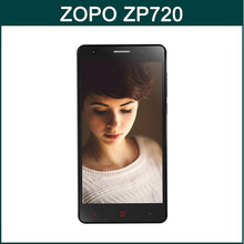 """Original ZOPO 720 5.3"""" IPS OGS ZP720 MTK6732 Quad Core 1.5GHz 4G FDD LTE Smartphones Android 4.4 Dual SIM 13.2MP GPS IN STOCK"""