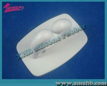 2012 high quality fashionable plastic hook/ silicone hook