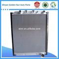 Todos los radiadores de aluminio para 642290t-1301010-017 maz