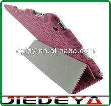 360 Degree Rotating Stand Smart Cover PU Leather Case for Apple iPad 2/3/4